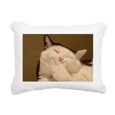 That's Funny Rectangular Canvas Pillow