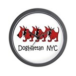 Click Here for DogHattan NYC  Wall Clock