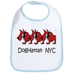 Click Here for DogHattan NYC  Bib
