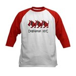 Click Here for DogHattan NYC  Kids Baseball Jersey