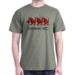 Click Here for DogHattan NYC  Dark T-Shirt