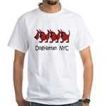 Click Here for DogHattan NYC White T-Shirt