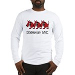Click Here for DogHattan NYC  Long Sleeve T-Shirt