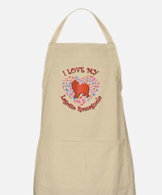 Love Lagotto BBQ Apron