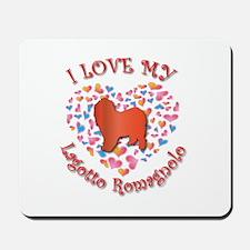 Love Lagotto Mousepad