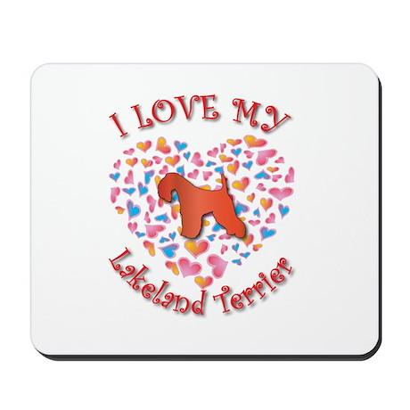 Love Lakeland Mousepad