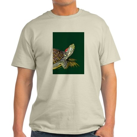 Lively Red Eared Slider Light T-Shirt