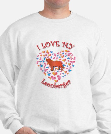 Love Leo Sweatshirt