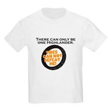 There Can be Only One Highlan T-Shirt