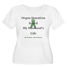 Husband Transplant T-Shirt