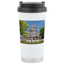 Hiroshima Peace Memoria Travel Mug