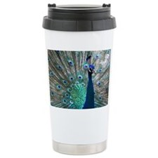 Peacock Travel Mug