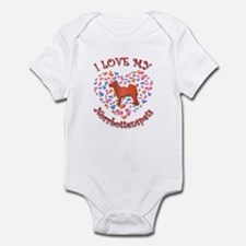 Love Norrbottenspets Infant Bodysuit