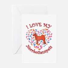 Love Norrbottenspets Greeting Cards (Pk of 10)