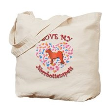 Love Norrbottenspets Tote Bag