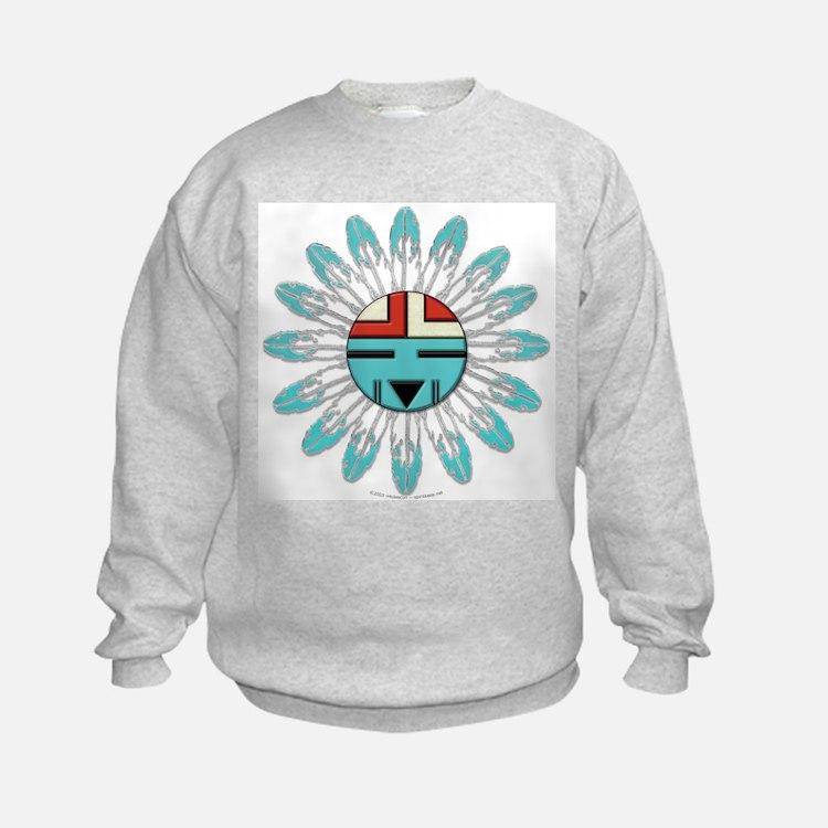 Hopi Sunface Sweatshirt
