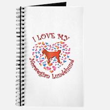 Love Lundehund Journal