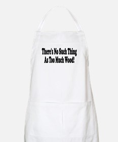 There's no such thing as too  BBQ Apron