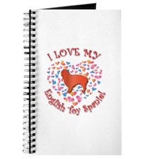 Love Spaniel Journal