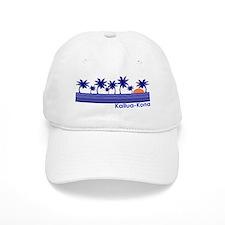 Kailua-Kona, Hawaii Baseball Cap