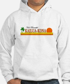 Visit Beautiful Kailua-Kona, Jumper Hoody
