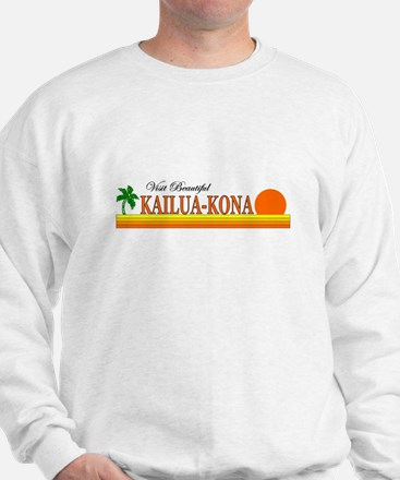 Visit Beautiful Kailua-Kona, Sweater