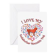 Love Entlebucher Greeting Cards (Pk of 10)