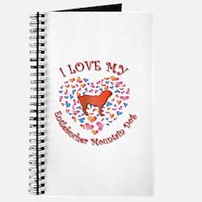 Love Entlebucher Journal