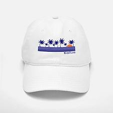 Kailua, Hawaii Baseball Baseball Cap