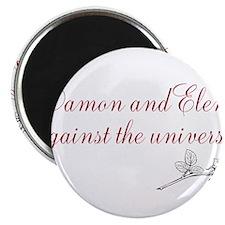 Damon and Elena Magnets