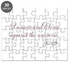 Damon and Elena Puzzle