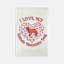Love Estrela Rectangle Magnet (100 pack)
