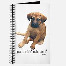 How Freakin Cute am I? Journal
