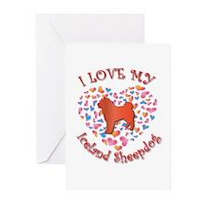 Love Sheepdog Greeting Cards (Pk of 10)