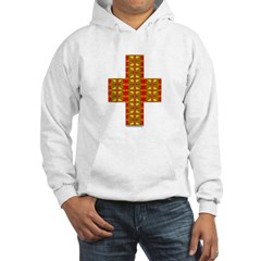 Megalithic Cross Hoodie