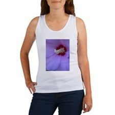 Blue Hibiscus Women's Tank Top