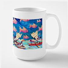 'Sky Fishing' Mug