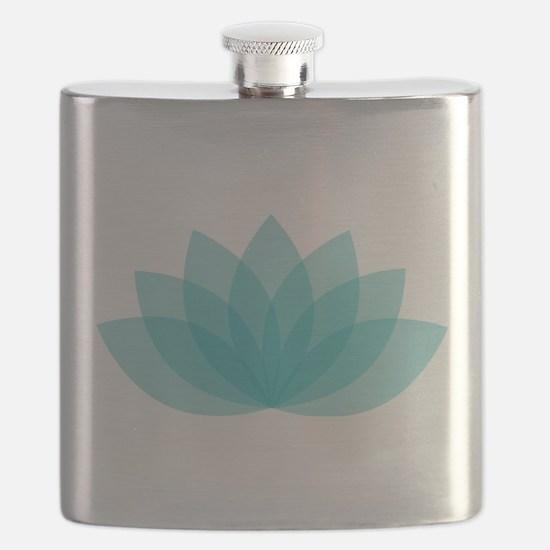 Lotus Blossom Flask