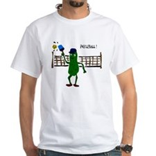 Pickle Playing Pickleball Shirt