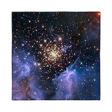 Starburst Cluster Queen Duvet