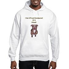 Proud Pitbull Grandparent Hoodie