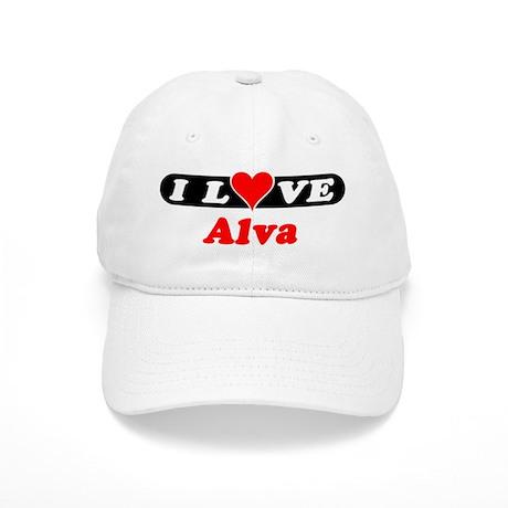 I Love Alva Cap