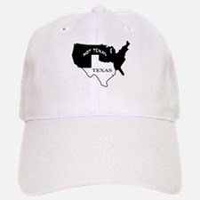 Texas / Not Texas Baseball Baseball Cap
