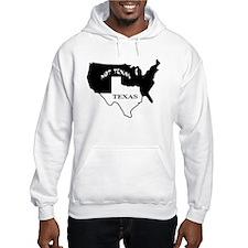 Texas / Not Texas Hoodie
