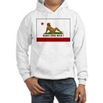 Mud Flap Bear Flag Hooded Sweatshirt