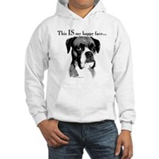 Boxer Happy Face Hoodie