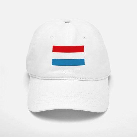 Luxembourg Flag Baseball Baseball Cap