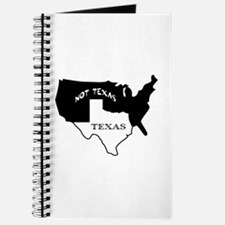 Texas / Not Texas Journal