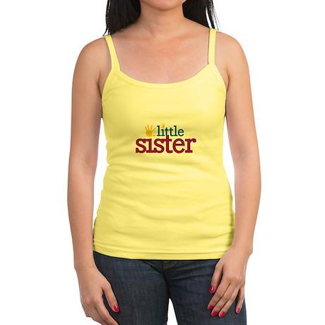 Little Sister Jr. Spaghetti Tank
