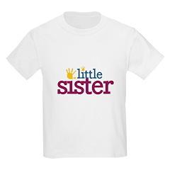 Little Sister Kids T-Shirt